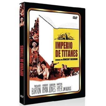 Imperio de titanes - DVD