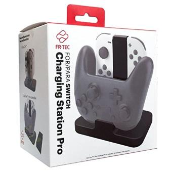 Estación de carga Pro Nintendo Switch