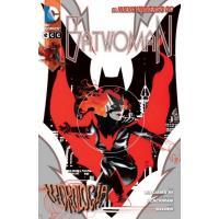 Batwoman 1. Hidrología. Nuevo Universo DC