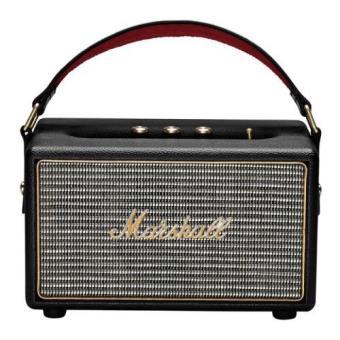 Altavoz Bluetooth Marshall Kilburn negro