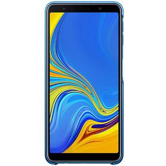 Funda Samsung Gradation Cover para Galaxy S7(2018) Azul