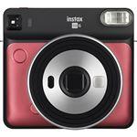 Cámara instantánea Fujifilm Instax SQ6 Rojo