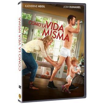 Como la vida misma - DVD