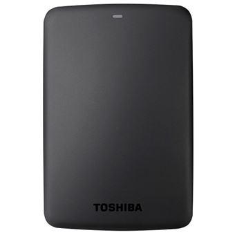 "Disco duro portátil Toshiba Canvio Basics 2TB 2,5"" Negro"
