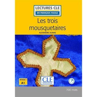 Les Trois Mousquetaires (Libro + CD)