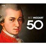 Mozart-50 best mozart (3cd)