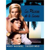 Los placeres de la locura - DVD