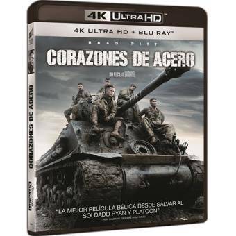 Corazones de acero - UHD + Blu-Ray