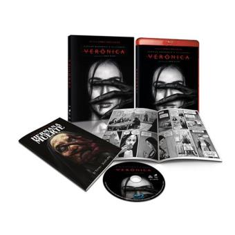 Verónica - Exclusiva Fnac - Blu-Ray + Cómic