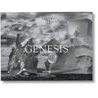 Set Postales - Genesis