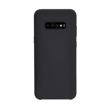 Funda Big Ben Soft Touch Negra para Samsung Galaxy S10