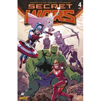 Secret Wars 4 Grapa