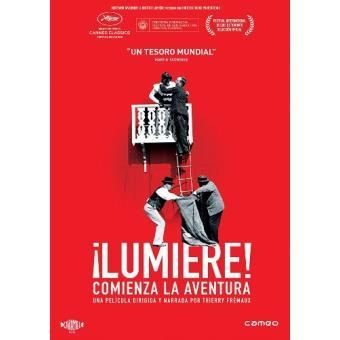 ¡Lumière! Comienza la aventura (V.O.S.) - DVD