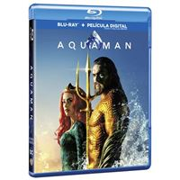 Aquaman - Blu-Ray