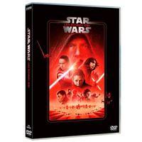 Star Wars  Los últimos Jedi - DVD