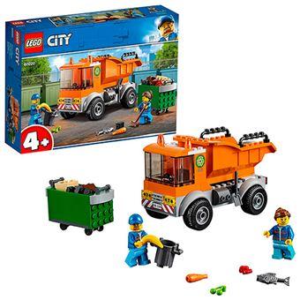 LEGO City Great Vehicles 60220 Camión de la Basura