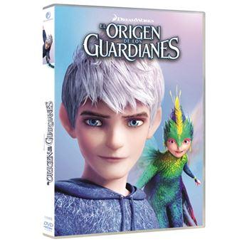 El Origen de los Guardianes -DVD
