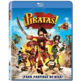 ¡Piratas! - Blu-Ray