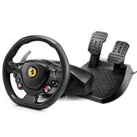 Volante Thrustmaster T80 RW Ferrari 488 GTB para PS4/PC