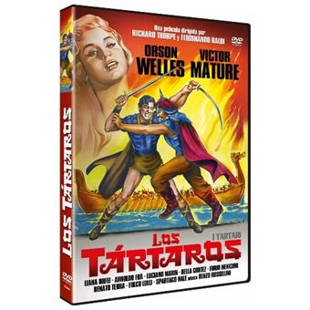 Los Tártaros - DVD