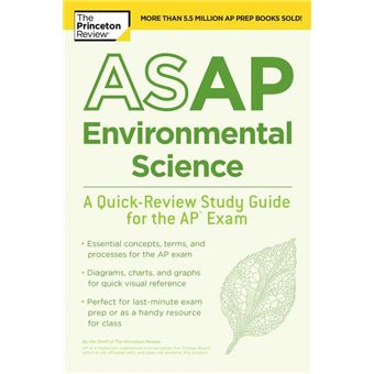 ASAP Environmental Science: A Quick-Review Study Guide for the AP Exam