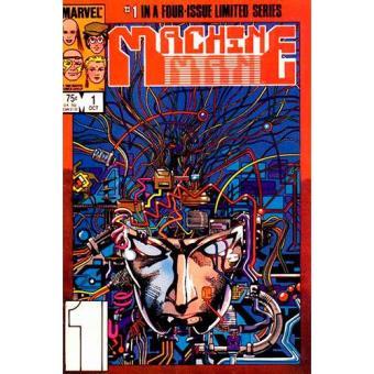 El Hombre Máquina / Iron man 2020