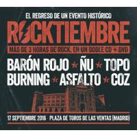 Rocktiembre (2 CD´s + DVD)
