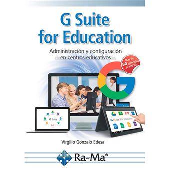 G-Suite for Education - Administración y configuración en centros educativos