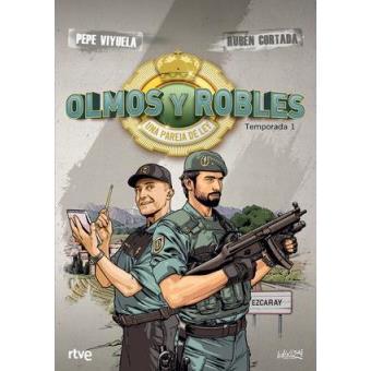 Pack Olmos y Robles: Una pareja de ley - DVD