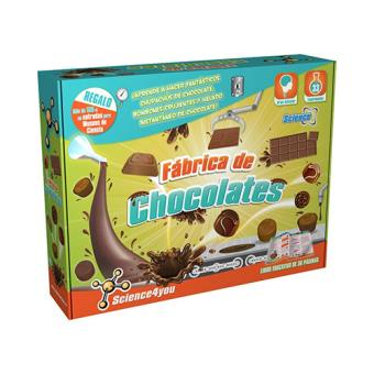 Science4you: Fábrica de chocolates