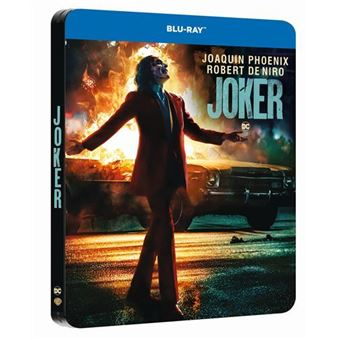 Joker - Steelbook Escalera Blu-Ray