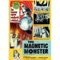 El monstruo magnetico - DVD