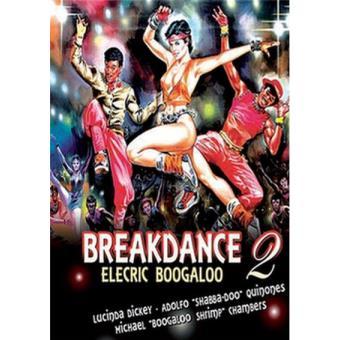 Breakdance 2 Electric Boogaloo - DVD