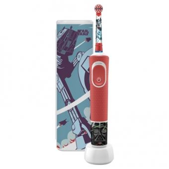 Cepillo Eléctrico Oral-B Kids Star Wars + Funda de Viaje