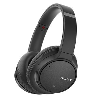 Auriculares Noise Cancelling Sony WH-CH700NB Negro