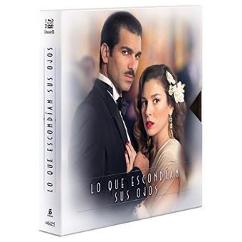 Lo que escondían sus ojos - Miniserie - Blu-Ray