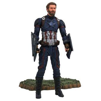 Figura Marvel Los Vengadores: Infinity War - Capitán América