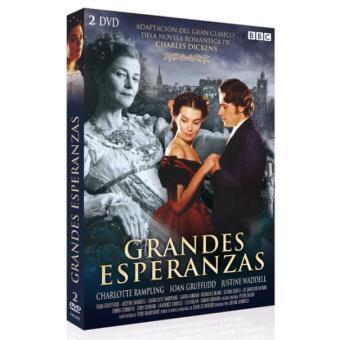 Grandes esperanzas - DVD