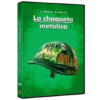 Kubrick: La Chaqueta Metálica - DVD