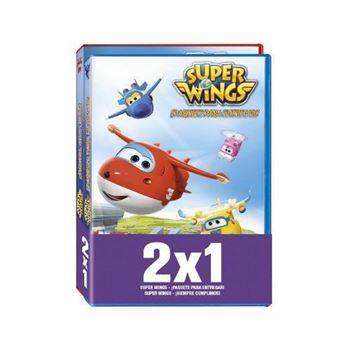 Pack Super Wings: ¡Paquete par entregar! / ¡Siempre cumplimos! - DVD
