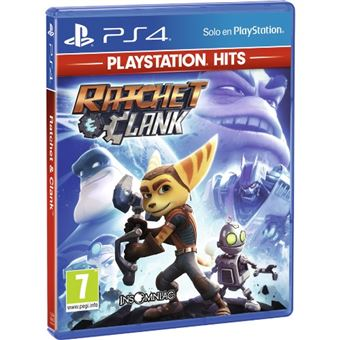 Ratchet y Clank Hits PS4