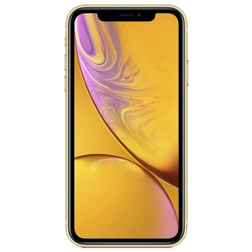 Apple iPhone XR 6.1' 4G 128GB Libre Amarillo - Smartphone/Móvil