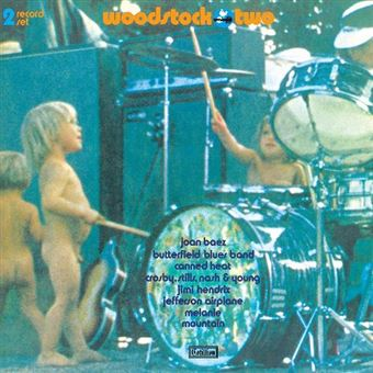 Woodstock Two - 2 Vinilos