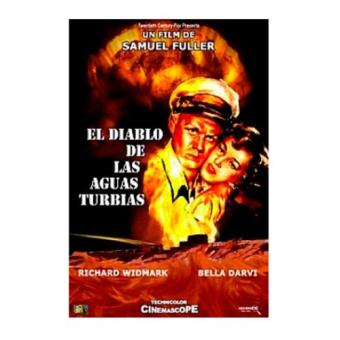 El diablo de las aguas turbias - DVD