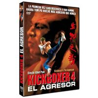 Kickboxer 4 El Agresor - DVD