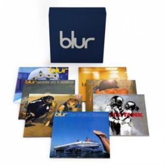 Blur 21 Box Set - Vinilo