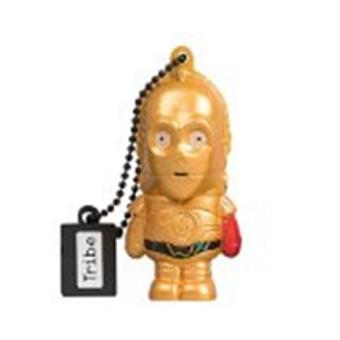 Tribe C3-PO Memoria USB 2.0 16 GB