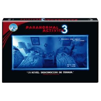 Paranormal Activity 3 - DVD Ed Horizontal