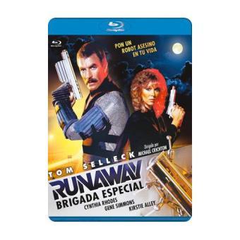 Runaway Brigada especial - Blu-ray