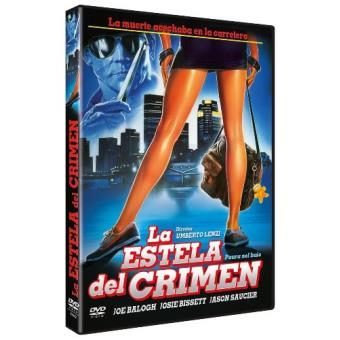 La estela del crimen - DVD